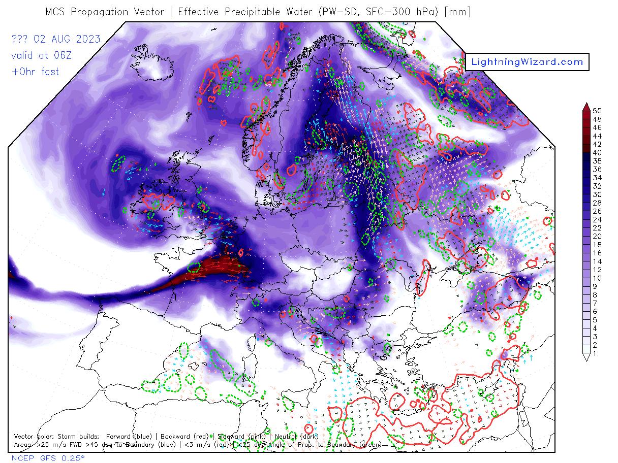 ESTOFEX models - OFF-LINE